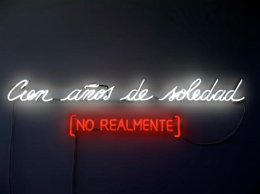 ALFREDO JAAR_Cien Años de Soledad [No Realmente]_ 1985.jpg